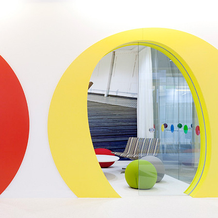 Google Office by Scott Brownrigg