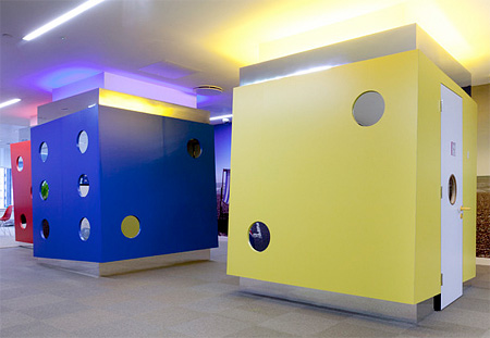 Google Office Interior