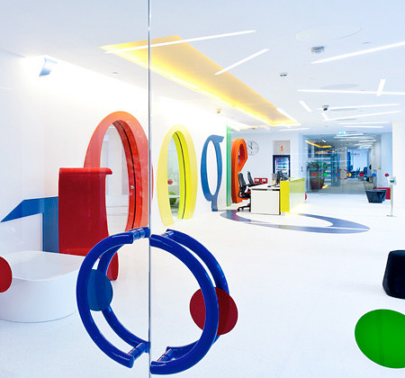 Google London by Scott Brownrigg