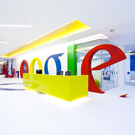 Google Office in England