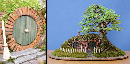 Hobbit Bonsai Tree