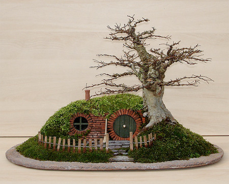The Hobbit Bonsai Tree