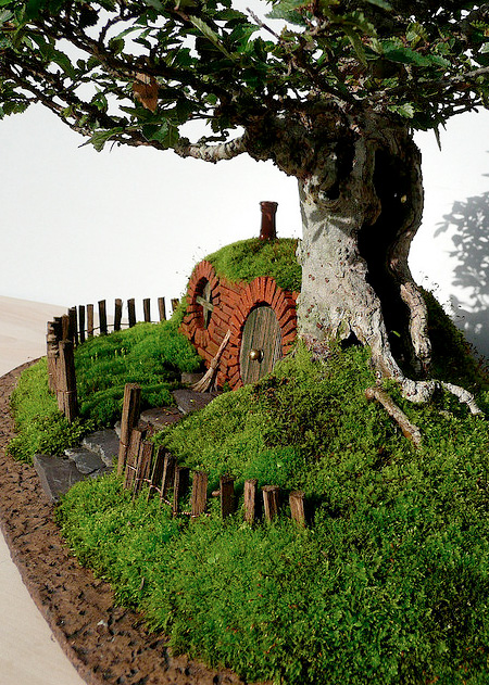 The Lord of the Rings Bonsai Tree