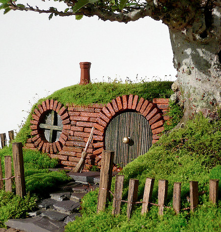 Hobbiton Bonsai Tree