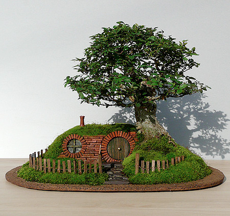 Bag End Bonsai Trayscape