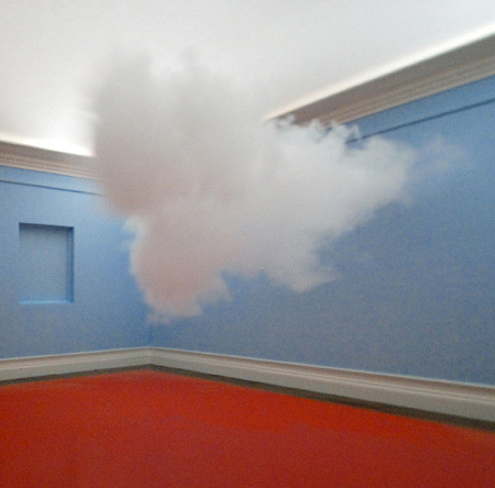 Cloud by Berndnaut Smilde