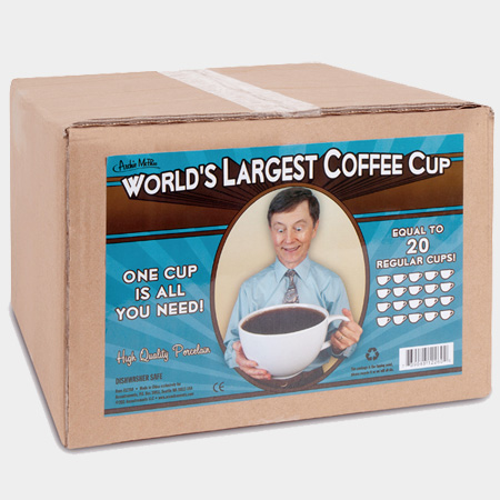 Worlds Largest Cup