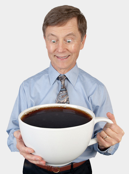 Worlds Largest Coffee Mug