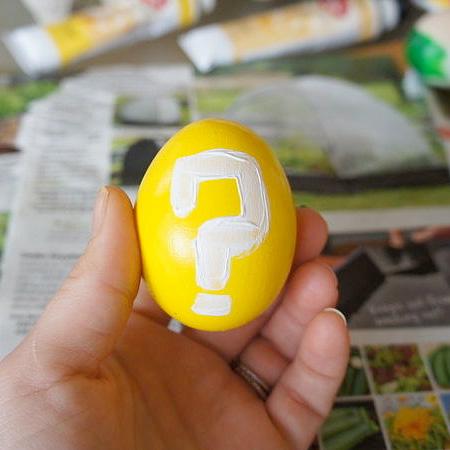 Mario Bros Easter Eggs