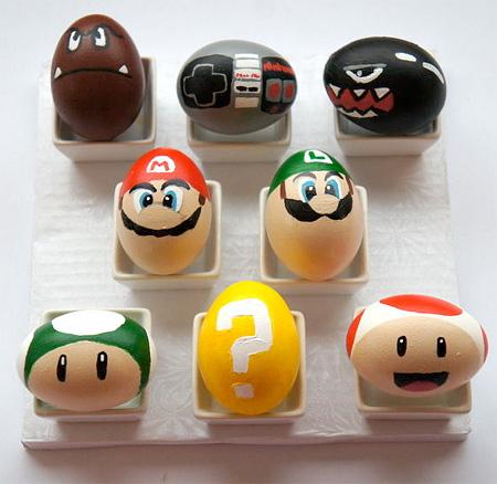 Super Mario Bros Easter Egg