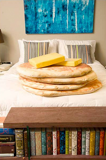 Pancake Pillow