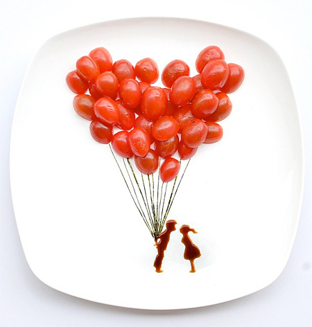 Playing with Food