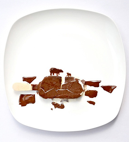 Food Creativity by Hong Yi