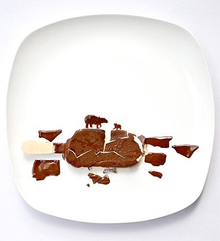 Food Creativity by Hong Yi