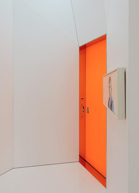 Penthouse by David Hotson