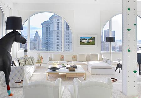 Slide Apartment by David Hotson