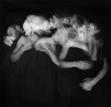 Photos of Sleeping People