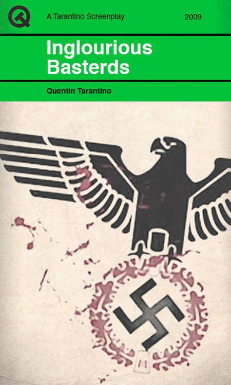 Quentin Tarantino Book Covers