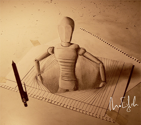 3D Drawing by Muhammad Ejleh