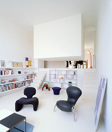 Apartment by ECDM Architects