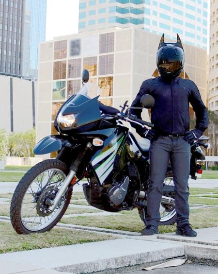 Bat Bike Helmet