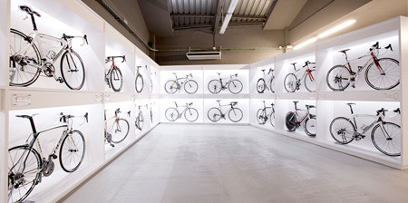 Modern Bicycle Store