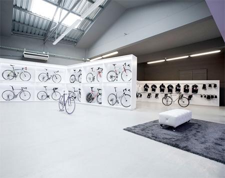 Modern Bike Shop
