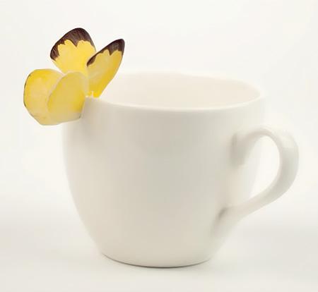 Butterfly Tea Packaging