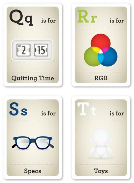 Designer ABCs