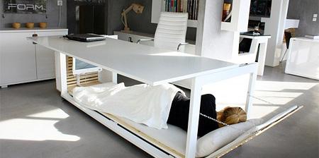 Office Desk Bed