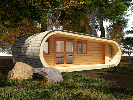 eco Perch Tree House