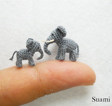 Miniature Elephant