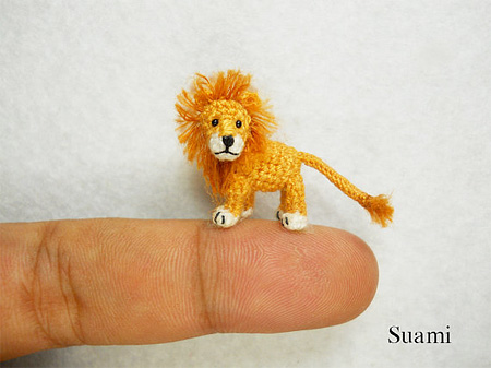 Miniature Lion
