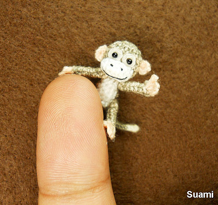 Miniature Monkey