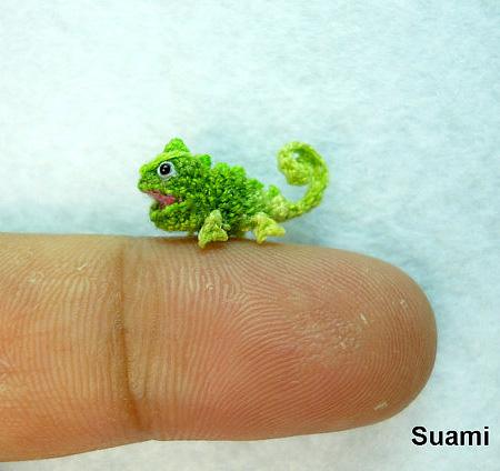 Miniature Chameleon