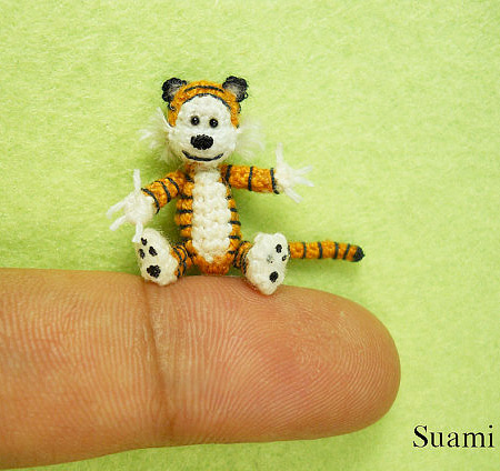 Miniature Tiger