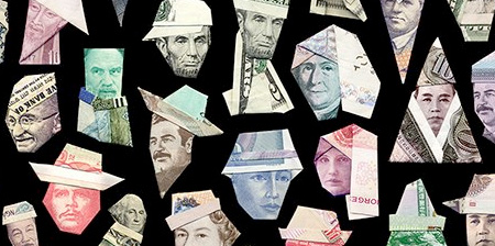 Money Portraits