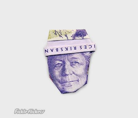 Moneygami by Yosuke Hasegawa