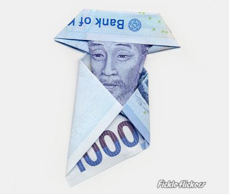 Money Sculptures by Yosuke Hasegawa