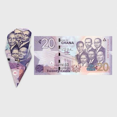 Banknote Art
