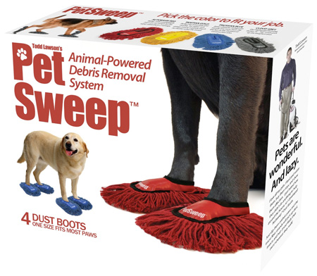 Pet Sweep by Todd Lawson