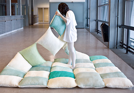 Pillow Blanket by Joon and Jung
