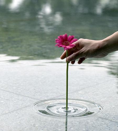 Ripple Effect Vase
