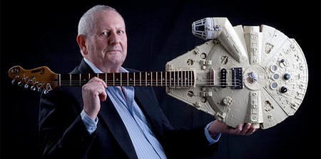 Star Wars Guitars