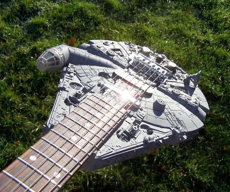 Star Wars Guitar