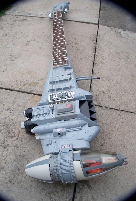 Tom Bingham Guitars