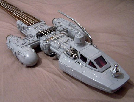 Tom Bingham Star Wars Guitars