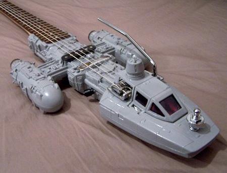Tom Bingham Star Wars Guitars