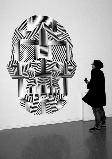Masking Tape Art by Buff Diss