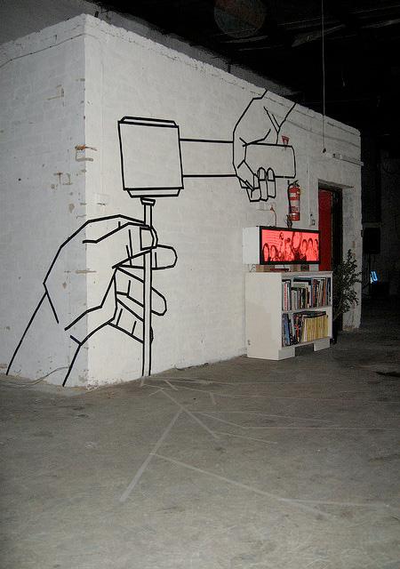 Street Artist Buff Diss